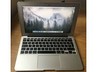 "Pristine Condition 2015 Apple Macbook Air 11"""