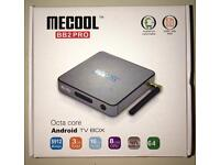 Mecool BBC pro with Kodi 17