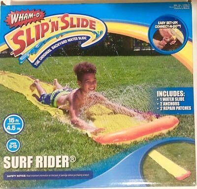 Wham-o Surf Rider Single Water Slip N Slide -