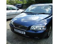 VOLVO S80 D5 AUTOMATIC. 53 PLATE