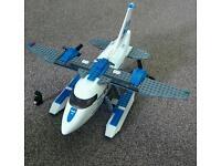 LEGO police plane 7723