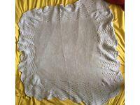 Beautiful Handmade Baby Blanket