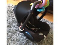 Maxi cosi car seat £40 ONO