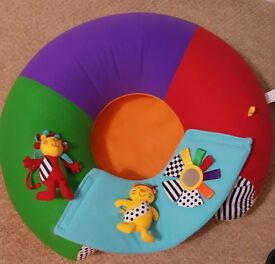 infant inflatable sitting wheel