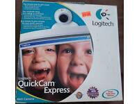 Logitech QuickCam Express - Unused New