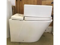 Close coupled Ceramic Toilet and Cistern