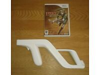 Nintendo Wii Game Links Crossbow Training Game With The Official Wii Zapper As New Condition