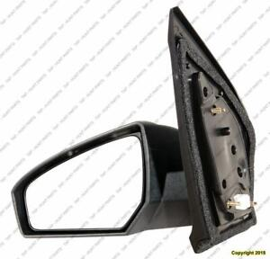 Door Mirror Power Driver Side Nissan SENTRA 2007-2012