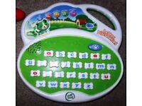 Toddler Letter Discoveries Console – suit age 12 months plus - £5