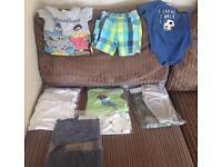 6-9 Months Boys Summer Clothes
