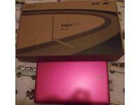 Acer Aspire V11 Touch Laptop - Pink
