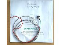 used Evah Pirazzi double bass strings