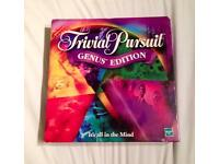 Trivial Pursuit Genus Edition 2001 From Hasbro. Complete & Very Good Condition.