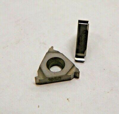 10 Pieces Tpi 16er 16acme T5 Carbide Inserts  H217
