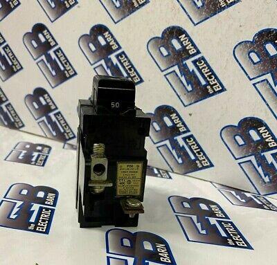 Ite P250 50 Amp 2 Pole 240 Volt Pushmatic Circuit Breaker- Warranty