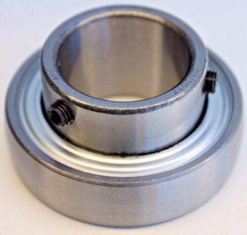 """Premium SB205-14 Insert Bearing 7/8"""" Bore w/ Set Screw   AS205-014 YA014RRB L-14"""