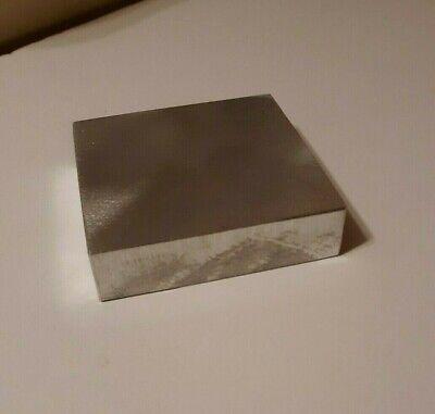 34 Thick X 3 Wide Square Aluminum Plate 6061 Alum Bar 3 X 3 Square Block