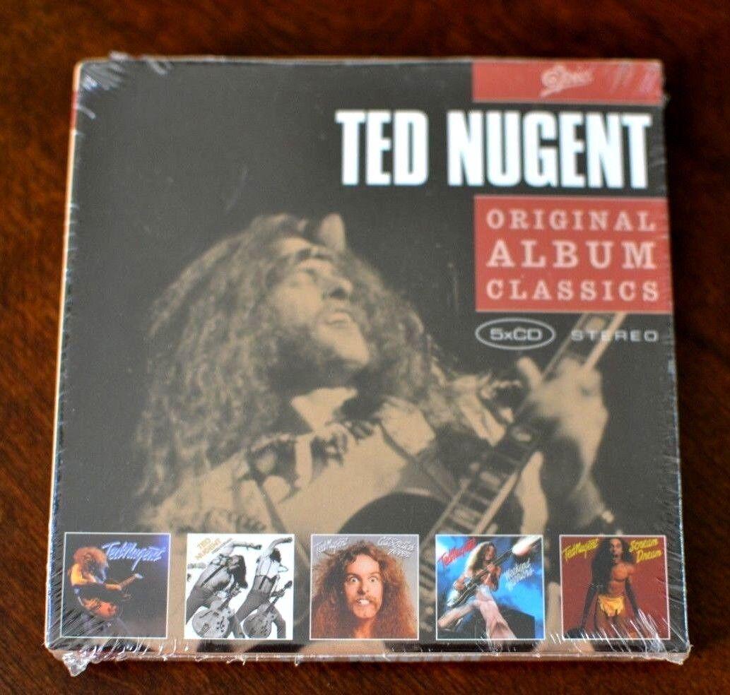 Original Album Classics by Ted Nugent  NEW