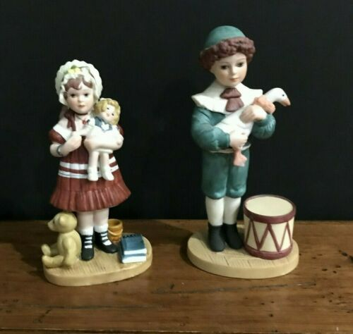 Jan Hagara Porcelain Figurine Lydia Shirley Temple Doll Larry Limited Edition