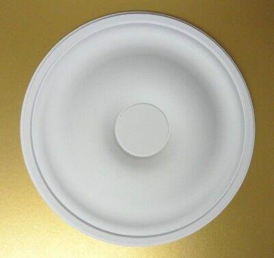 Ceiling Rose Size 300mm - AVA - Strong Lightweight Resin - (Not Polystyrene)