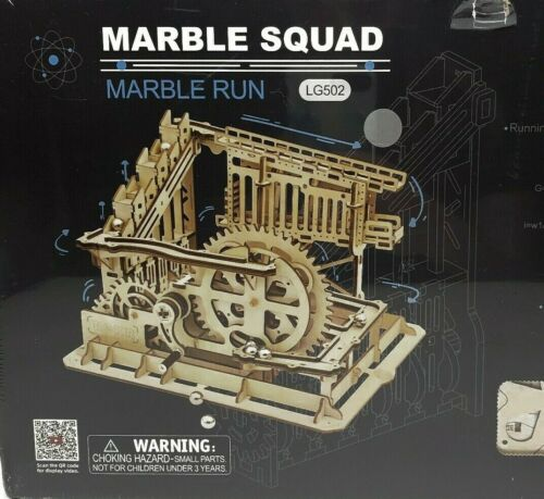 Robotime LG502 ROKR Marble Squad Marble Run