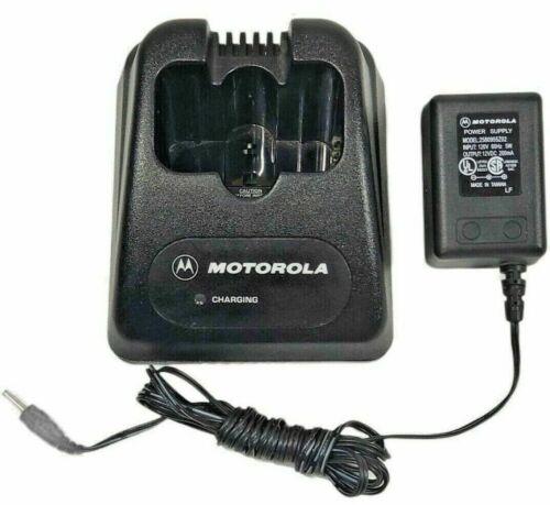 Motorola HTN9014C 120V Standard Charger Cradle and Power Supply - Tested Works