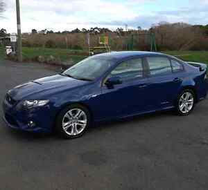 FORD FALCON XR6 FG 2009 SEDAN AUTOMATIC     ONLY 89KS !! Hadspen Meander Valley Preview