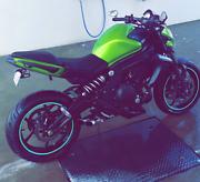 """Kawasaki er6n 2014  650cc lams (naked """"ninja"""") Port Willunga Morphett Vale Area Preview"""