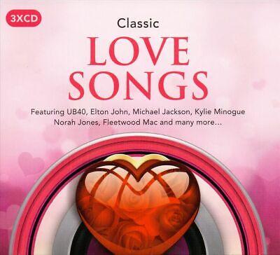 Spectrum Music - Classic Love Songs  [New & Sealed] Digipack CD