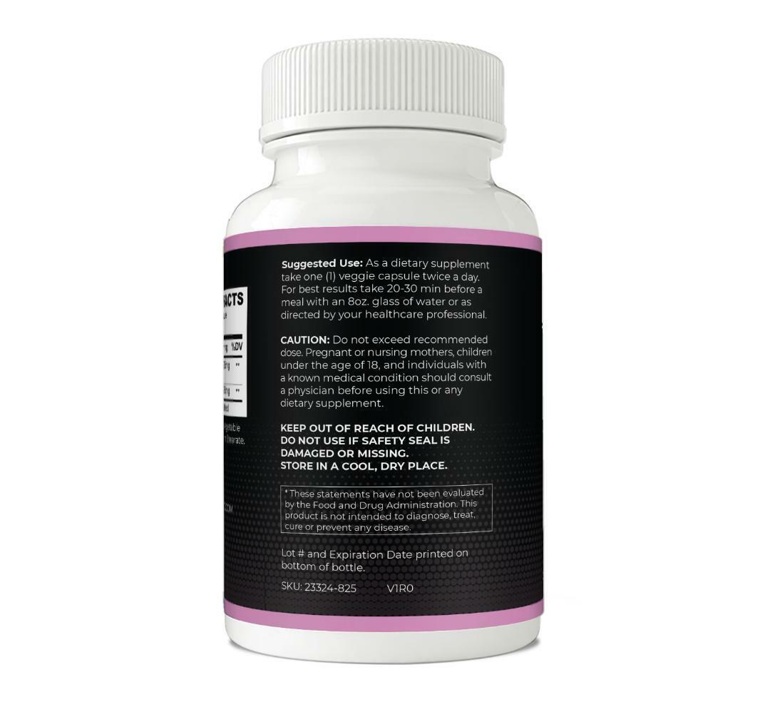 Elderberry Immune System Booster Capsules Elderberry Antiviral Defense- 60 Caps 3