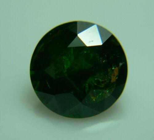 1.68ct very rare Persian GREEN Demantoid Garnet Kerman Persia untreated WOW!