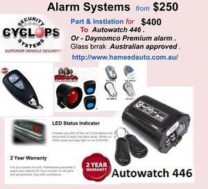 Immobiliser & Car Alarm system : Perth Perth City Area Preview