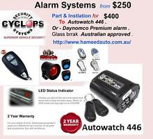 Car Alarm system : one way & two ways. Perth CBD Perth City Preview