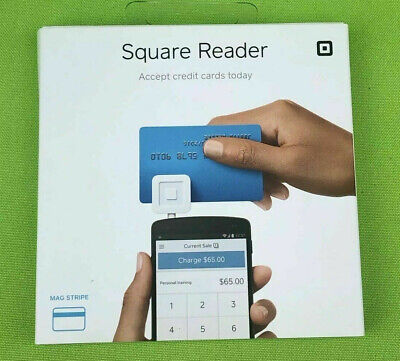 Square Reader - Credit Card Reader For Mobile Devices Iphone Ipad Or Android