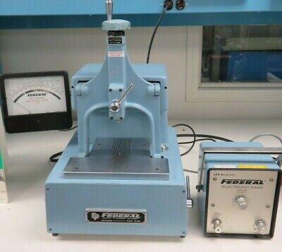 Mahr Federal Model 130b-24130b-45 Gage Block Comparator Calibrator - Ibm