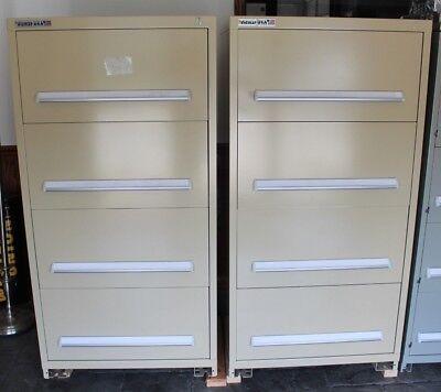New Stanley Vidmar Industrial Tool Cabinet 4-drawer