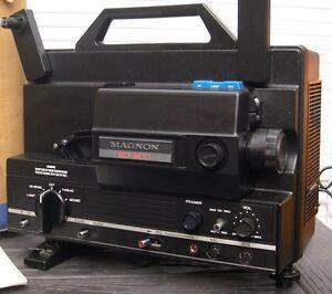 projecteur super 8mm sonore magnon sd 800 ebay. Black Bedroom Furniture Sets. Home Design Ideas