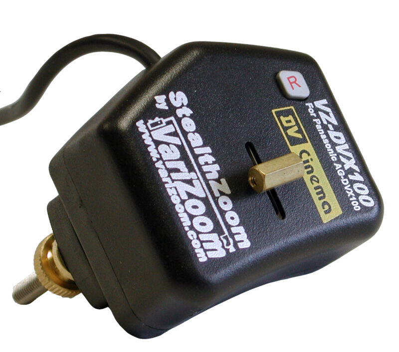 VZSTEALTHDVX - Panasonic Zoom Lens Control
