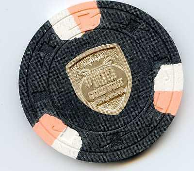 $100.00 Chip.  Gold Dust Casino. Reno, Nevada.