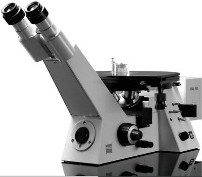 Zeiss Axiovert 25 Ca - Inverted Reflected Light Microscope