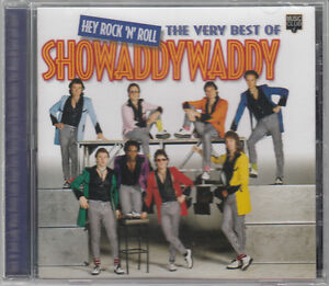 SHOWADDYWADDY-Hey-Rock-N-Roll-Best-Of-24-track-CD-SEALED-NEW
