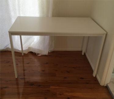 IKEA Melltorp Table White