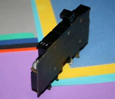 1 Square D Xo 15 Amp 1-pole Breaker Thin Cutler Hammer 120 Volt