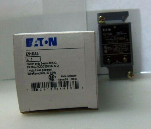 New Eaton Cutler Hammer E51SAL SwitchBody Series D2 NIB