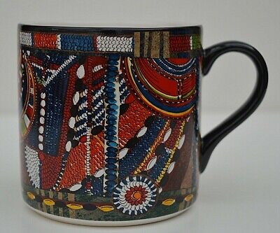 SOUL JOURNEYS / GILLIAN HOBSON MAASAI DRINKING MUG - PERFECT CONDITION!  , used for sale  Shipping to Ireland