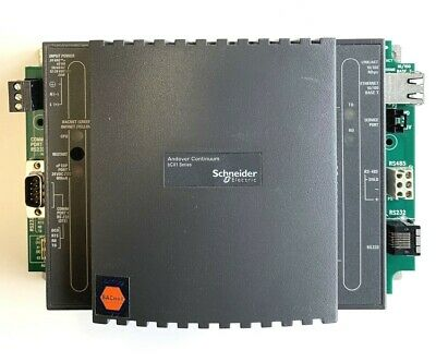 Schneider Electrical Bacnet Bcx1 Controllerrouter Series