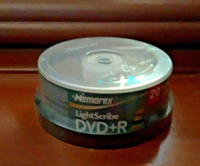 Memorex 04708 16x Lightscribe Dvd+rs