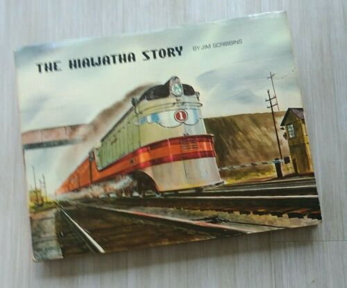 The HIAWATHA Story, Scribbins: First 1st Edition, 1970: Over 250 Photo
