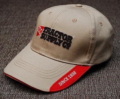 Tractor Supply Co  Adjustable Cap   Baseball  Hat