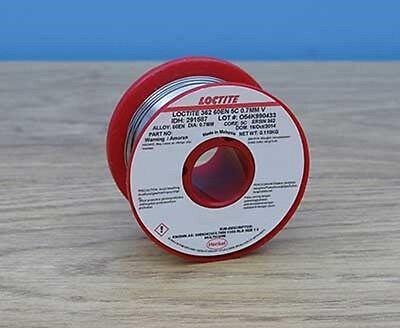 Bulk Box Of 20 X 110 Gram Reels Of High Quality Loctite Multicore Leaded Solder